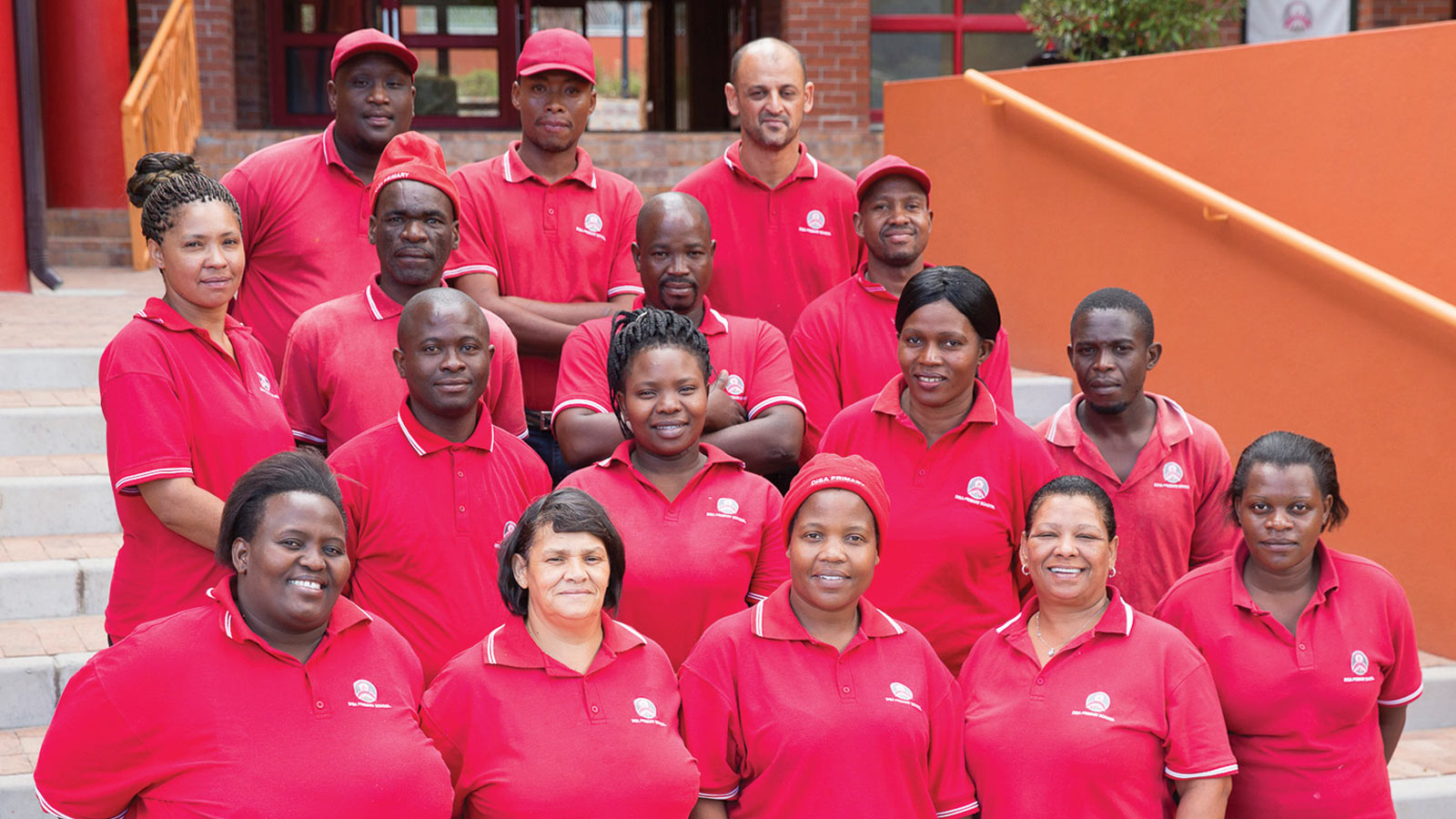 Disa Primary Support Staff